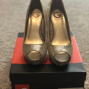 Gorgeous Guess Heels